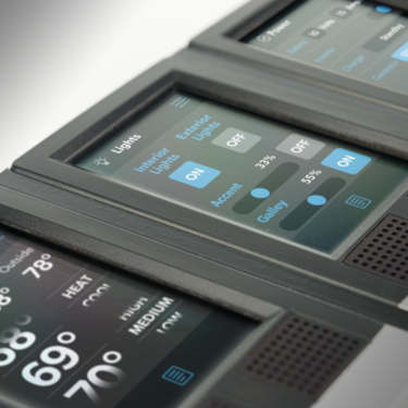 Smart LCD Dometic Interact Solution