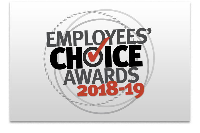 Employees' choice awards