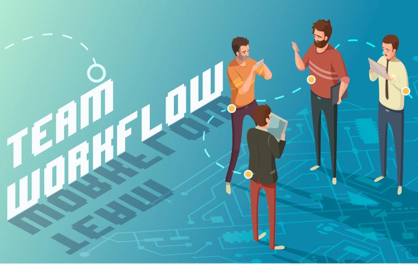 embedded GUI design to development team workflow
