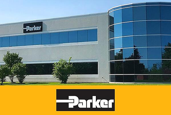 Parker electronic HMI controls head office