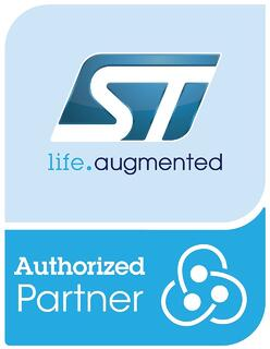 ST is an authorized Crank Software partner