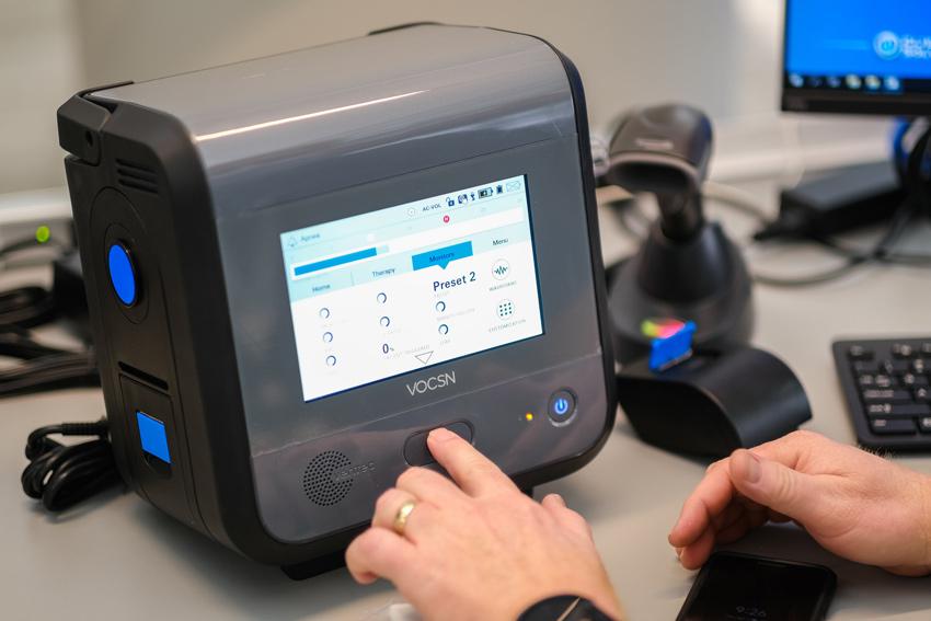 Crank-Software-Ventec-VOCSN-ventilator